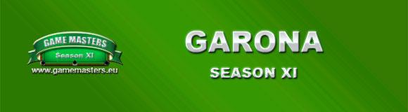 Game Masters XI: Garona