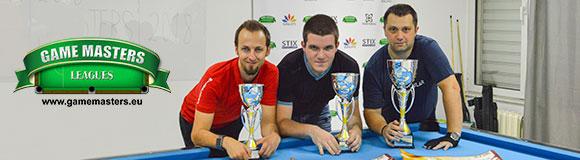 Ники Стоилов печели The Best of Game Masters за втори път