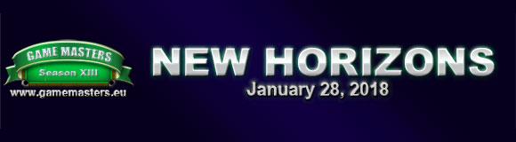 Season XIII: New Horizons