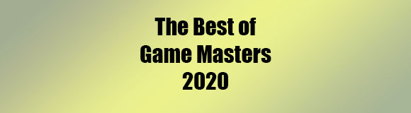 The Best of Game Masters 2020